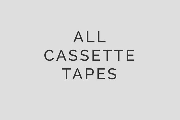 All Cassette Tapes