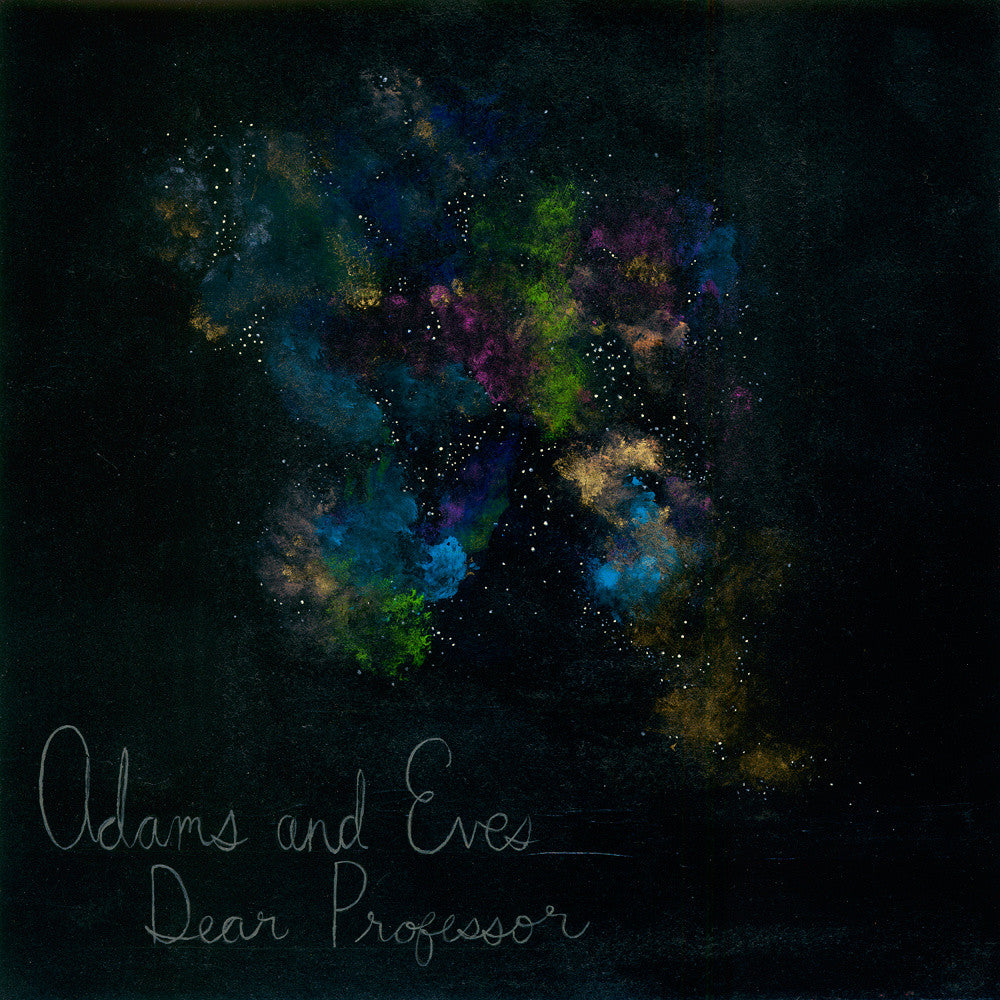 "ADAMS AND EVES ""Dear Professor"" vinyl LP"