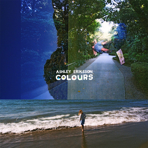 "ASHLEY ERIKSSON ""Colours"" vinyl LP / CD"