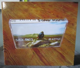 "BADLANDS ""So Little"" CD"