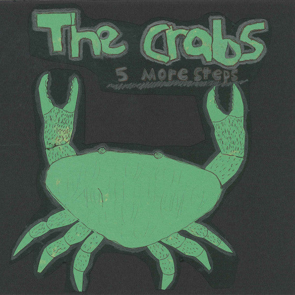 "THE CRABS ""5 More Steps"" CD"