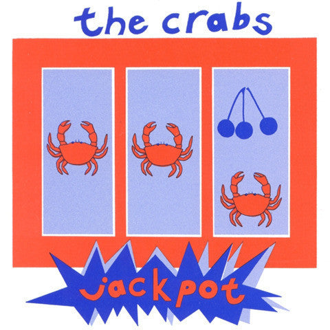 "THE CRABS ""Jackpot"" CD"