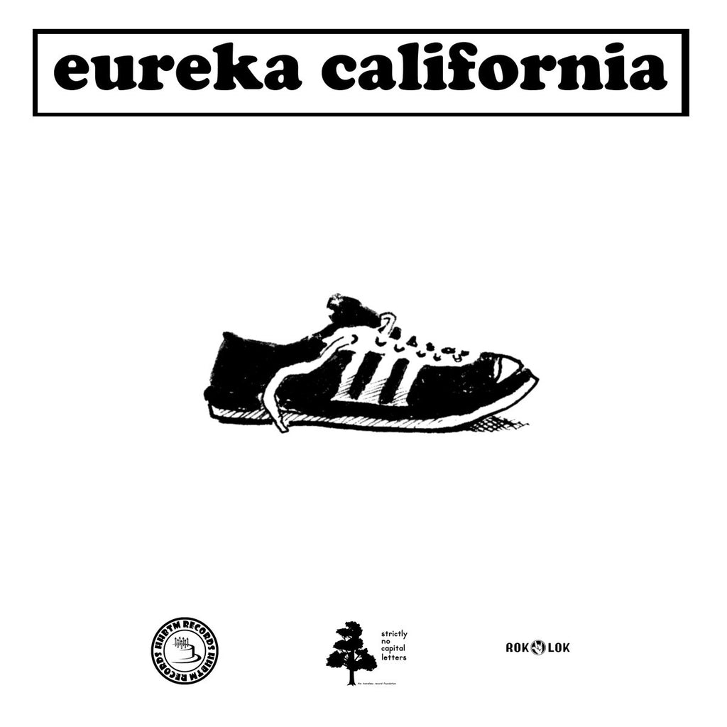 "EUREKA CALIFORNIA / GOOD GRIEF ""Split"" seven inch record"