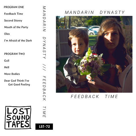 "MANDARIN DYNASTY ""Feedback Time"" cassette tape"