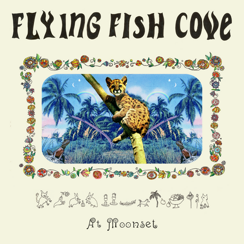 "FLYING FISH COVE ""At Moonset"" vinyl LP / CD"
