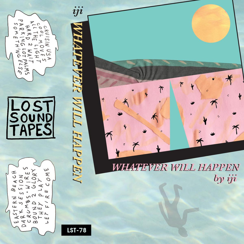 "IJI ""Whatever Will Happen"" cassette tape"