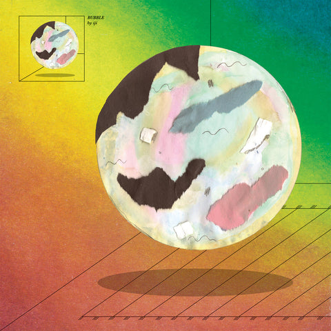 "IJI ""Bubble"" vinyl LP"