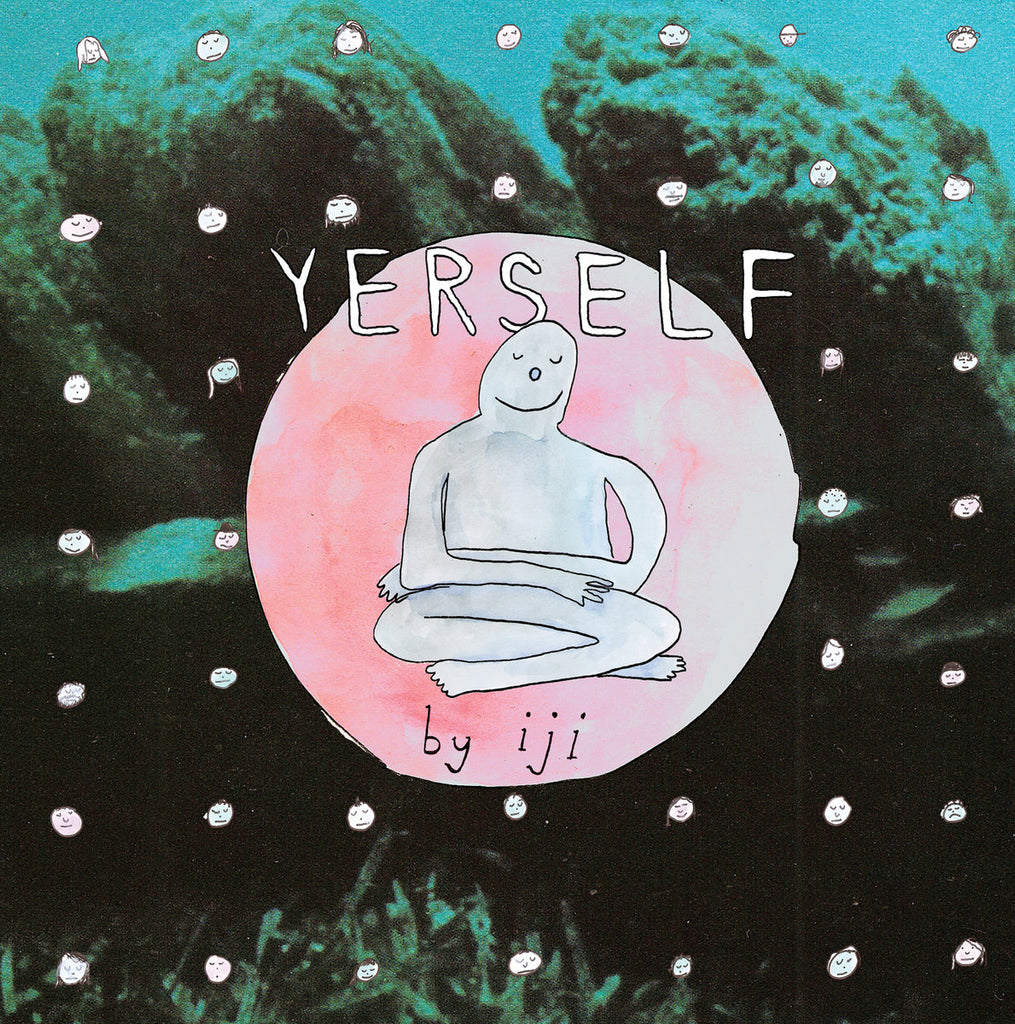 "IJI ""Yerself"" vinyl LP"