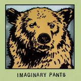 "IMAGINARY PANTS ""Channels / Seacliff"" seven inch record"