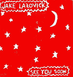 "JAKE LAZOVICK ""See You Soon"" CD"