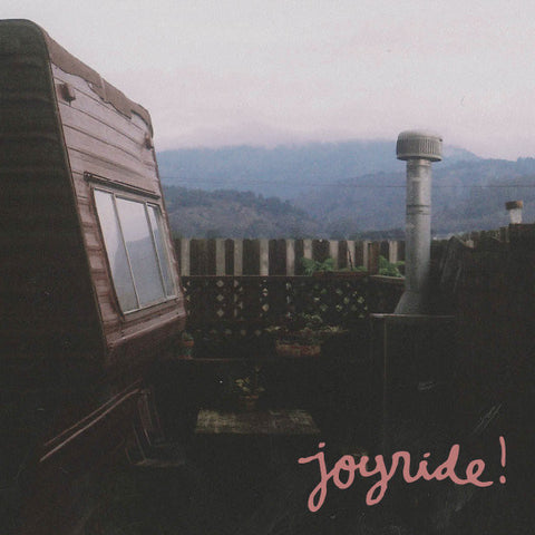 "JOYRIDE ""Self Titled"" vinyl LP"