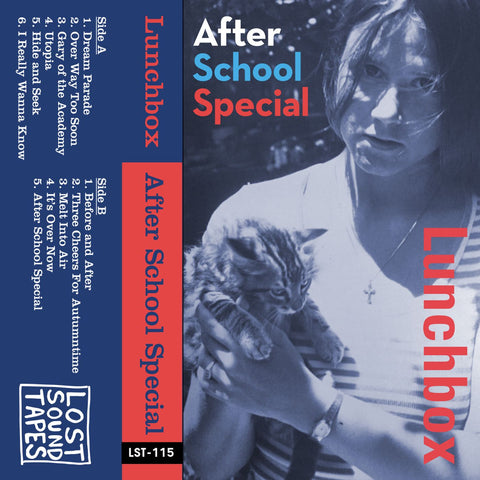"LUNCHBOX ""After School Special"" cassette tape"