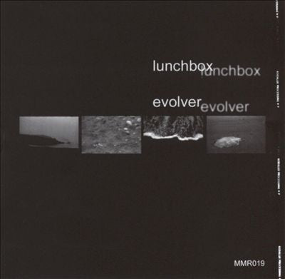 "LUNCHBOX ""Evolver"" CD"