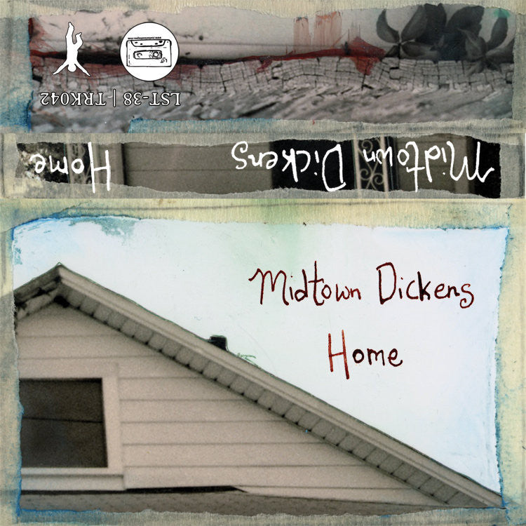 "MIDTOWN DICKENS ""Home"" cassette tape"