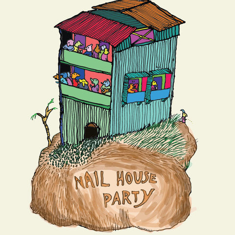 "VARIOUS ARTISTS ""Nail House Party"" vinyl LP / CD"