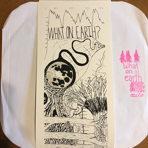"OSITO ""What on Earth?"" vinyl LP"