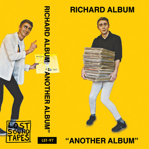 "PREORDER - RICHARD ALBUM ""Another Album"" cassette tape"