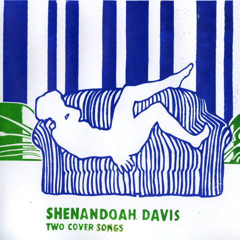 "SHENANDOAH DAVIS ""Two Cover Songs"" seven inch record"