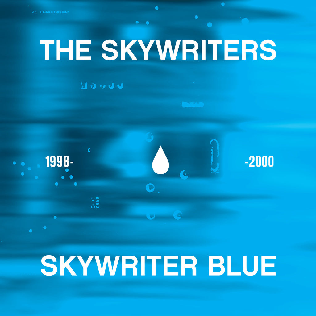 "THE SKYWRITERS ""Skywriter Blue 1998-2000"" CD"