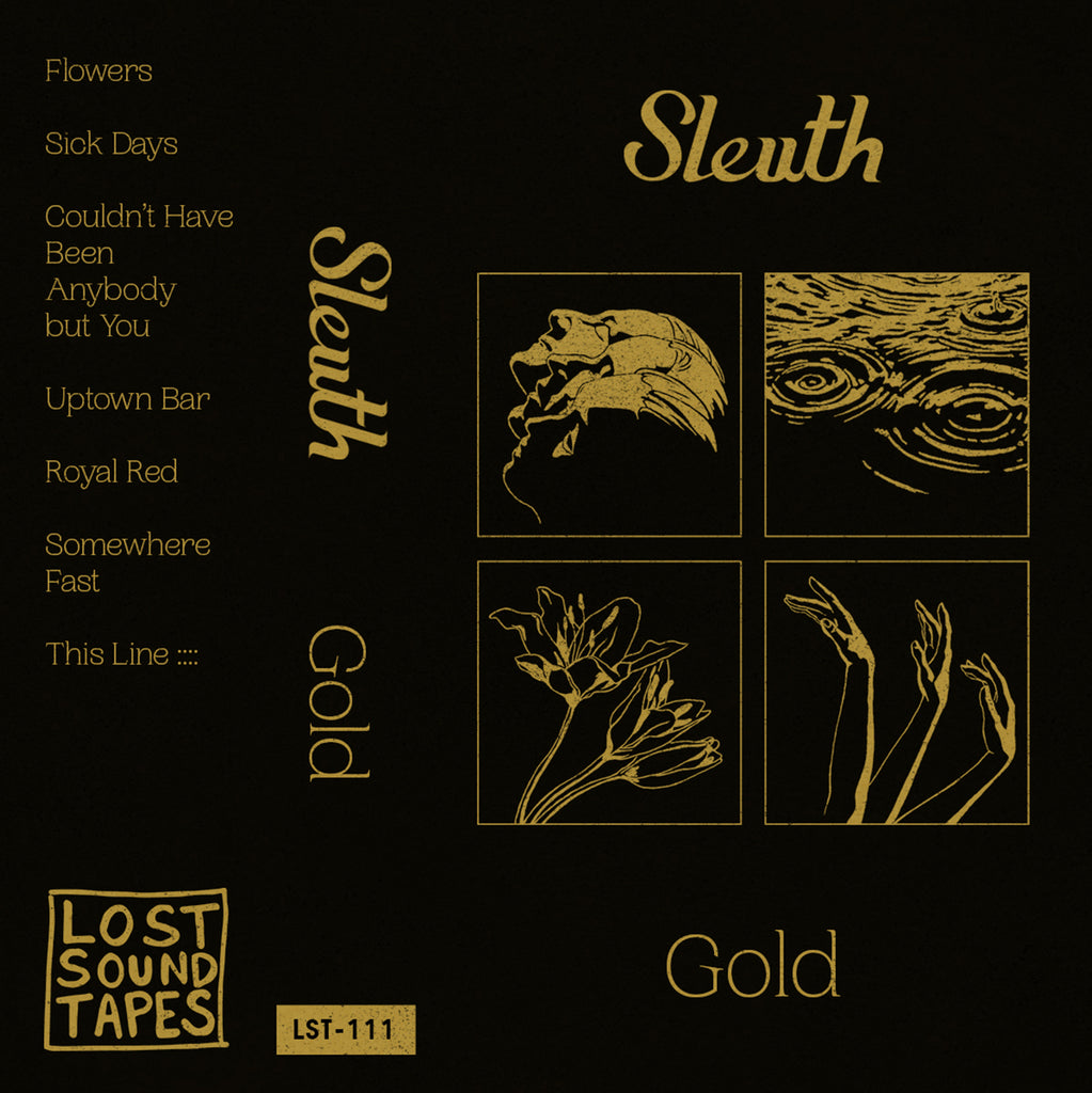 "SLEUTH ""Gold"" cassette tape"