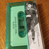 "SLEUTH ""Brave New Nothing"" cassette tape"