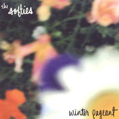 "SOFTIES ""Winter Pageant"" CD"