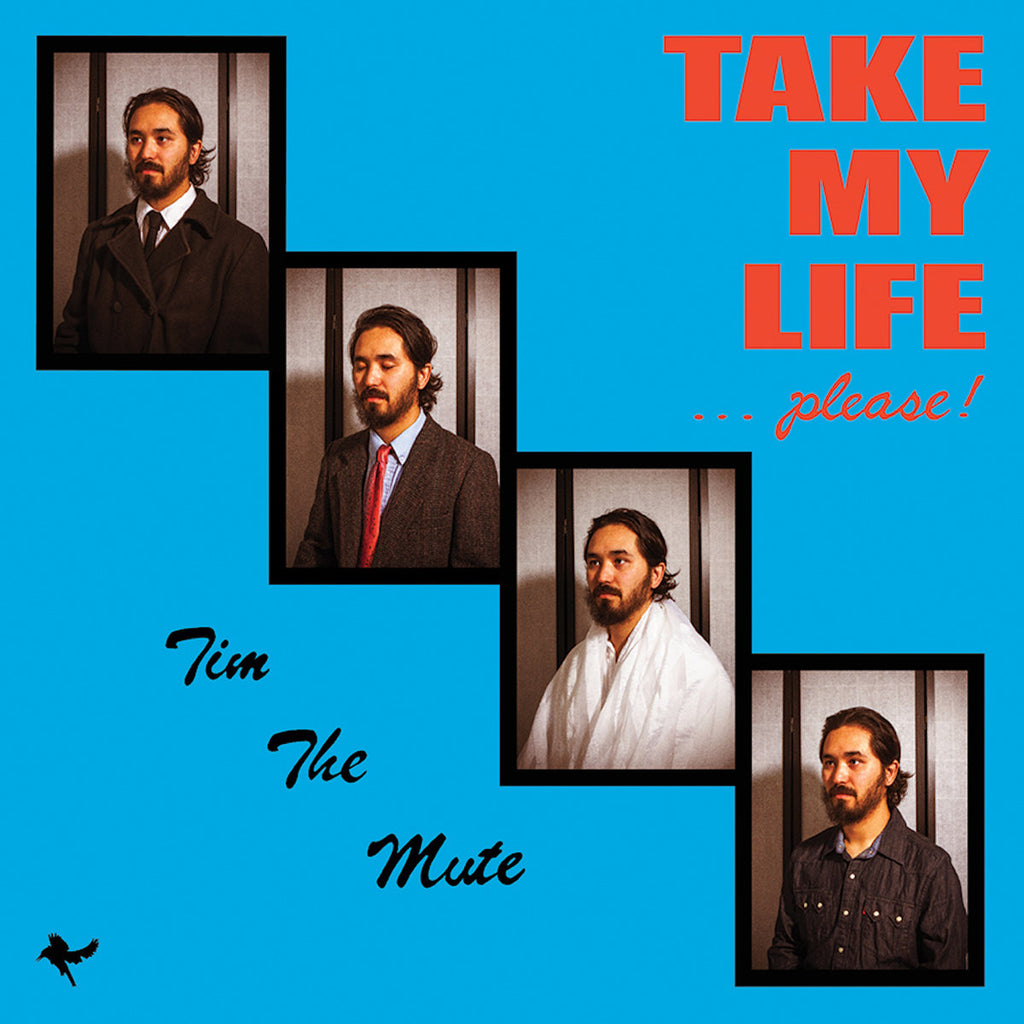 "TIM THE MUTE ""Take My Life"" vinyl LP"