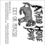 "WEREWOLVES ""What Kind of Pet Defines You?"" cassette tape"