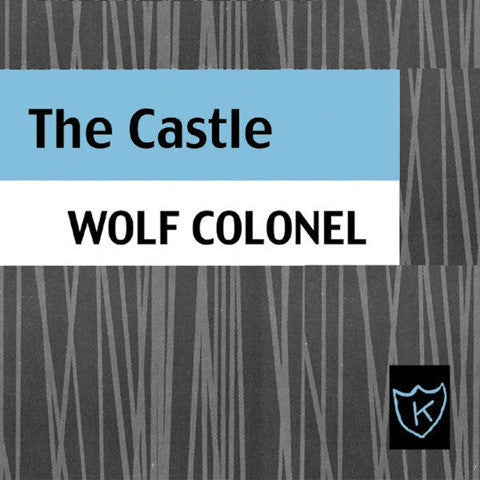 "WOLF COLONEL ""The Castle"" CD"
