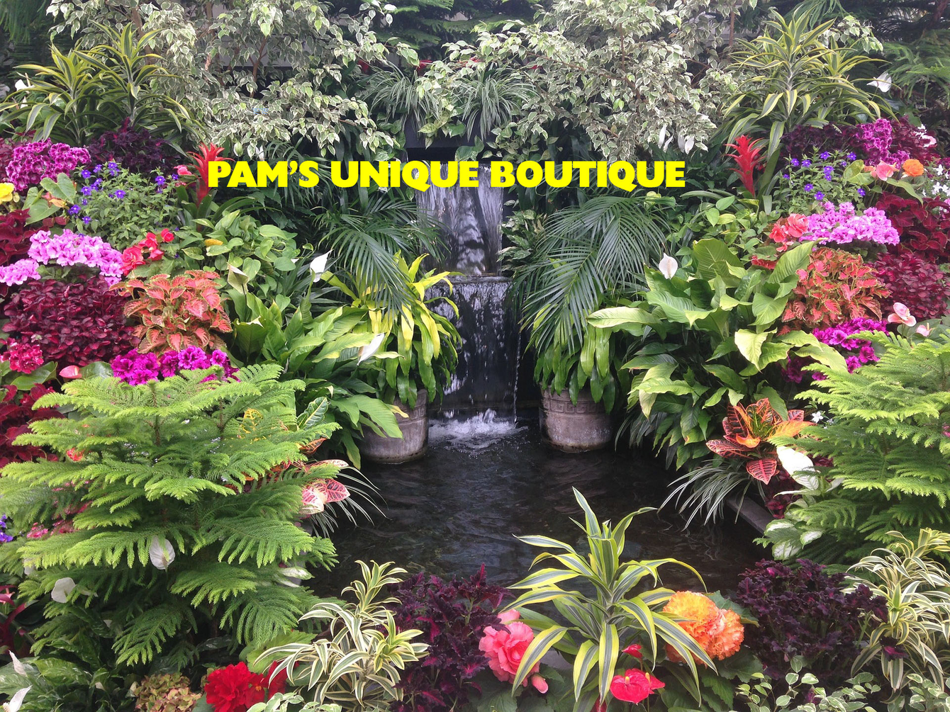PAM'S UNIQUE BOUTIQUE