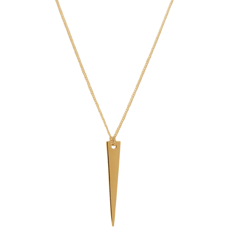 Karen Necklace in Gold - Corail Blanc