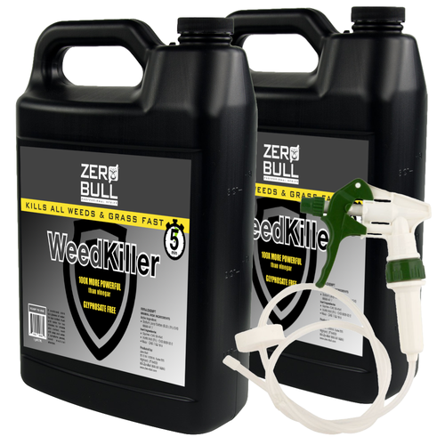 Zero Bull WeedKiller 2 Pack (concentrate makes 1gal)