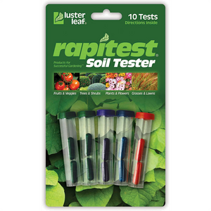 NPK and pH Soil Test Kit