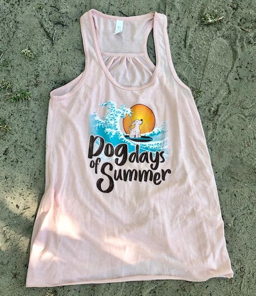 Dog Days of Summer 2019 Tank