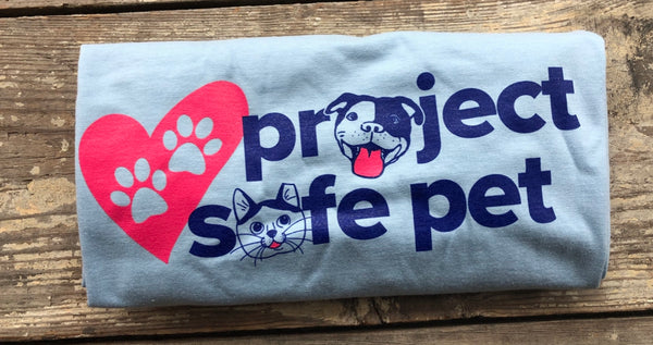 Project Safe Pet Unisex Rescue Tee