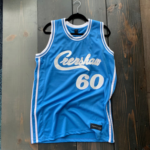 PRE ORDER SALE Crenshaw in Light Blue #60 HU$$LE