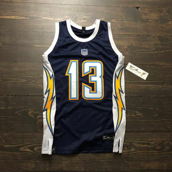 Freestyle Basketball Jersey X LAC Home Navy #13