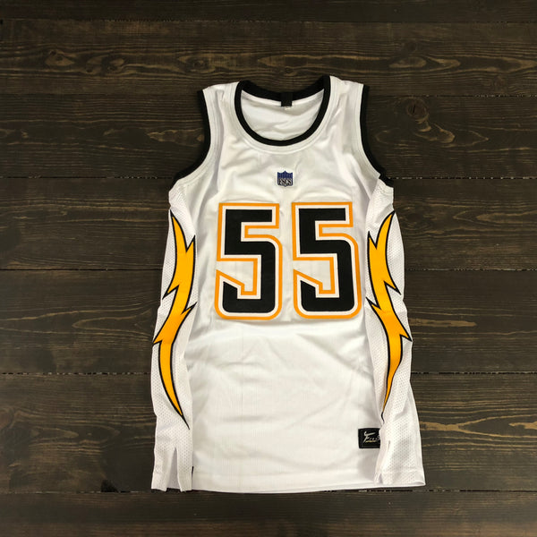 Freestyle Basketball Jersey X LAC Whiteout #55