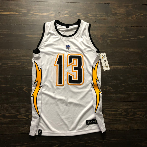 Freestyle Basketball Jersey X LAC Whiteout #13
