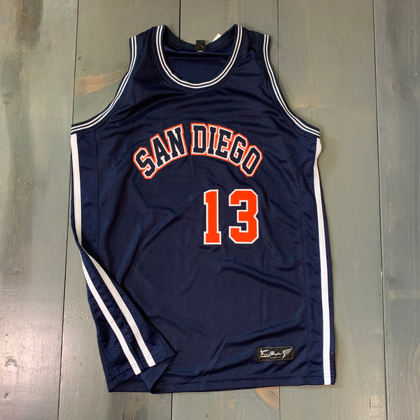 Freestyle Basketball Jersey X Friars 98 Navy #13 No Name