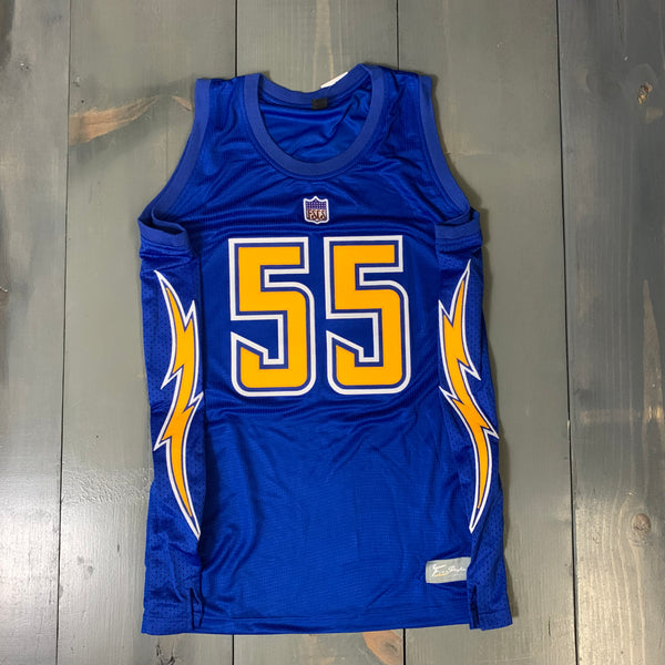 Freestyle Basketball Jersey X LAC Royal Solid #55