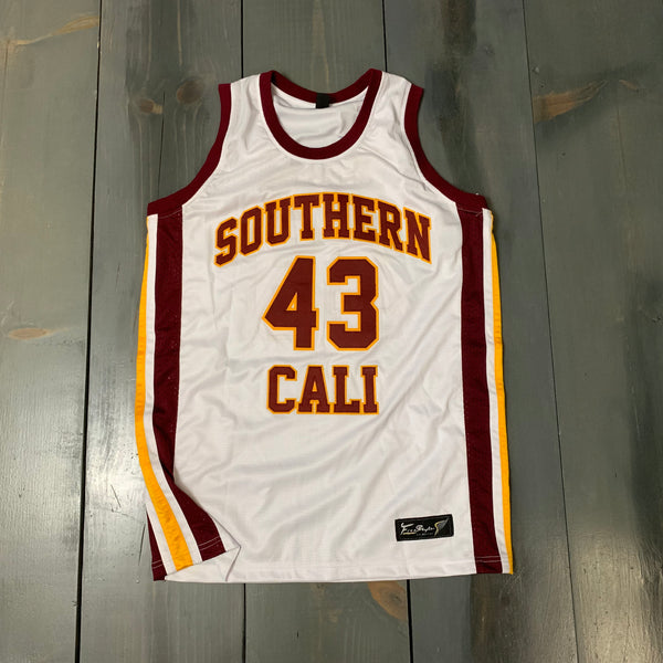 Freestyle Basketball Jersey X University of Southern Cali #43