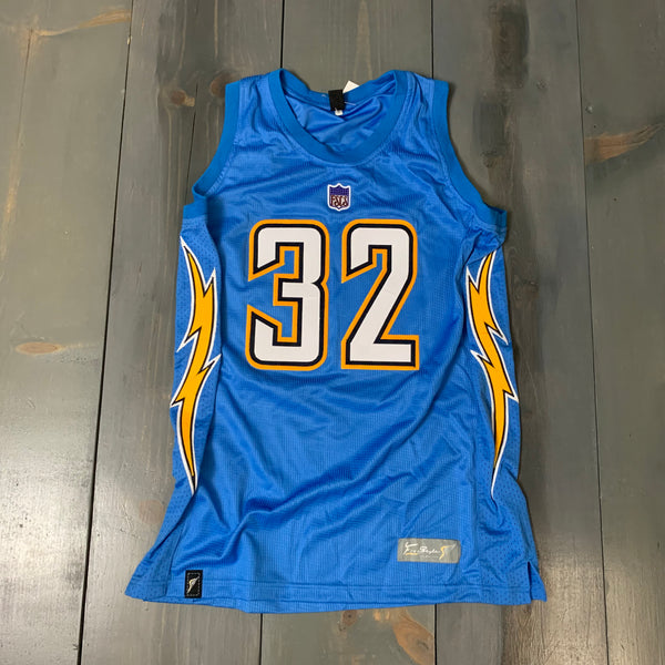 Freestyle Basketball Jersey X LAC Powder Solid #32