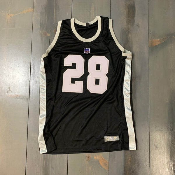 Freestyle Basketball Jersey X OAK Black #28