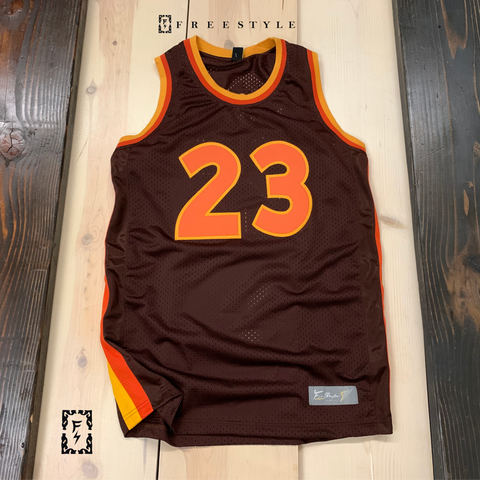 FS X Friars Brown 1984 #23