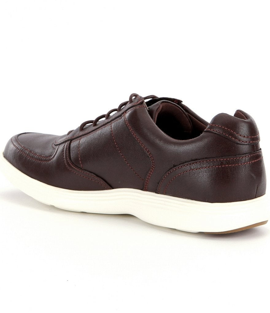 COLE HAAN GRAND TOUR SPORT OX- CHESTNUT IVORY
