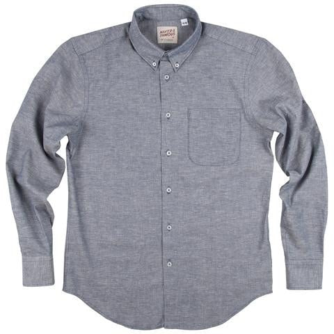 N&F REGULAR - KAPAK BLEND CHAMBRAY