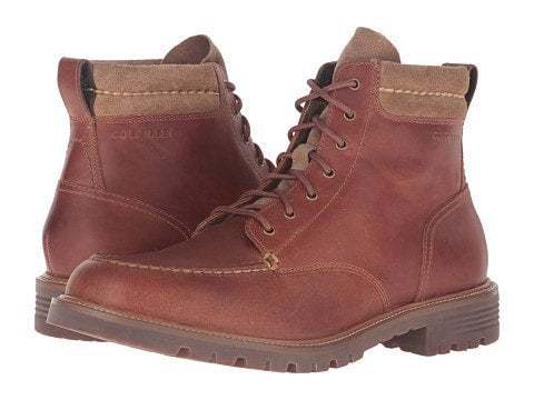 COLE HAAN GRANTLAND 6 INCH LACE UP- WOODBURY
