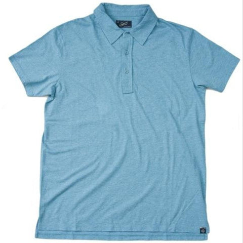 Slub Jersey Polo- Latigo Bay
