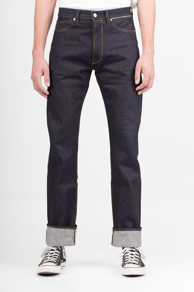 BENZAK B-02 REGULAR- 15OZ INDIGO